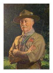 Sir Robert Stephenson Smyth Baden-Powell