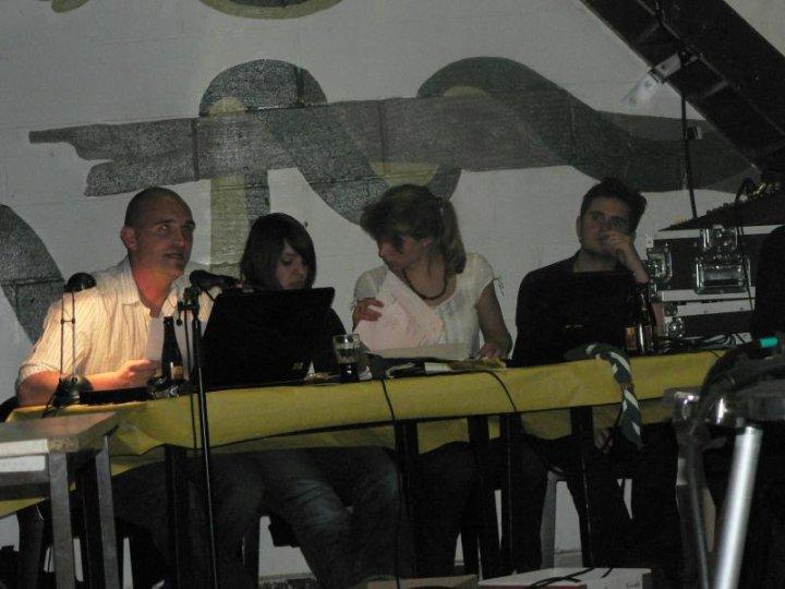 Scoutsquiz 2010 Jury